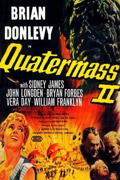 Best Science Fiction Movies of 1957 : Quatermass II