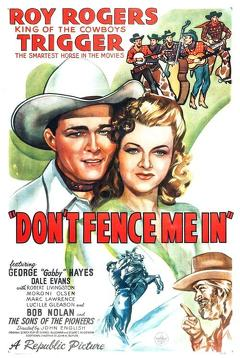Best Action Movies of 1945 : Don't Fence Me In