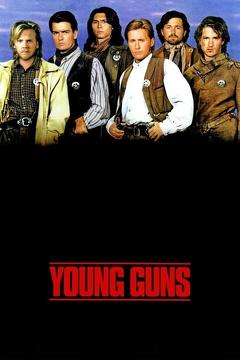 Best Western Movies of 1988 : Young Guns