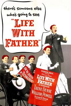 Best Family Movies of 1947 : Life with Father