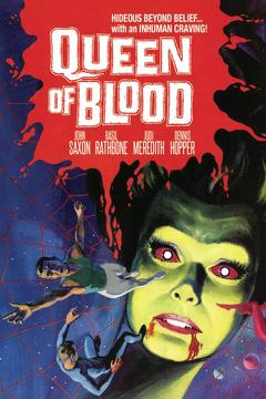 Best Science Fiction Movies of 1966 : Queen of Blood