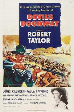 Best Western Movies of 1950 : Devil's Doorway