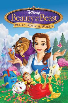 Best Animation Movies of 1998 : Belle's Magical World