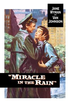 Best Romance Movies of 1956 : Miracle in the Rain
