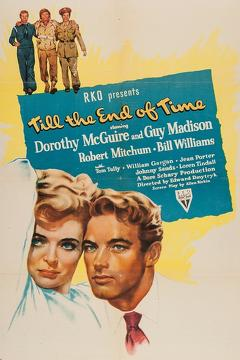 Best War Movies of 1946 : Till the End of Time