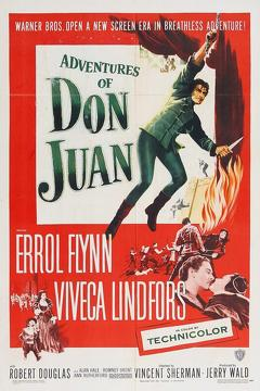Best Action Movies of 1948 : Adventures of Don Juan