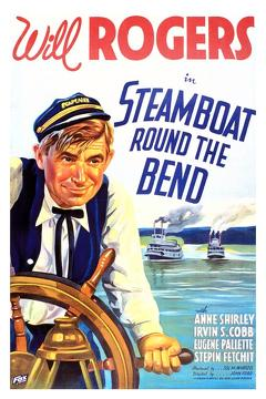 Best Romance Movies of 1935 : Steamboat Round the Bend
