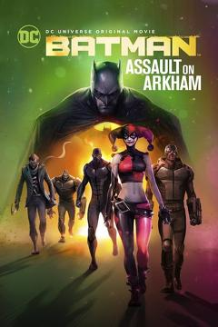 Best Crime Movies of 2014 : Batman: Assault on Arkham