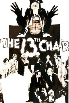 Best Mystery Movies of 1929 : The Thirteenth Chair