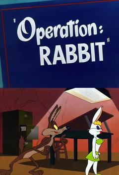 Best Animation Movies of 1952 : Operation: Rabbit