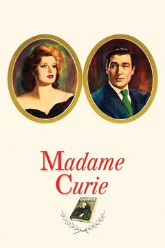 Best Romance Movies of 1943 : Madame Curie