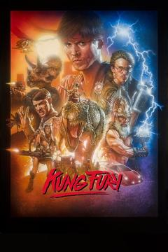 Best Science Fiction Movies of 2015 : Kung Fury