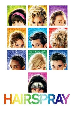 Best Romance Movies of 2007 : Hairspray