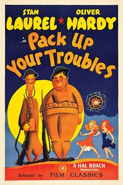 Best Comedy Movies of 1932 : Pack Up Your Troubles