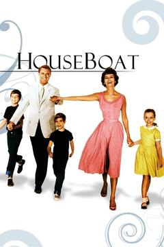 Best Romance Movies of 1958 : Houseboat