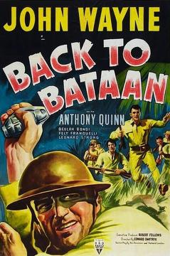 Best Action Movies of 1945 : Back to Bataan