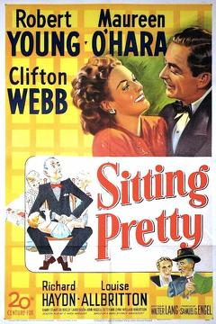 Best Comedy Movies of 1948 : Sitting Pretty