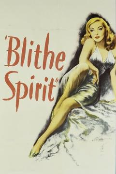 Best Comedy Movies of 1945 : Blithe Spirit