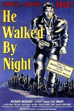 Best Thriller Movies of 1949 : He Walked by Night