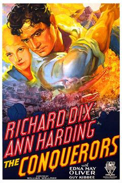 Best Western Movies of 1932 : The Conquerors