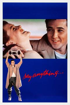 Best Romance Movies of 1989 : Say Anything...