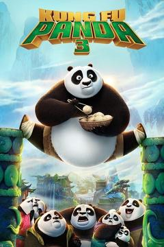Best Animation Movies of 2016 : Kung Fu Panda 3