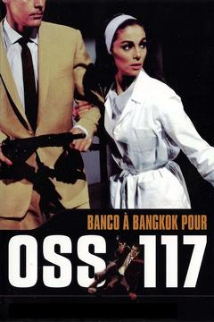 Best Action Movies of 1964 : OSS 117: Panic in Bangkok