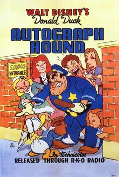 Best Animation Movies of 1939 : The Autograph Hound