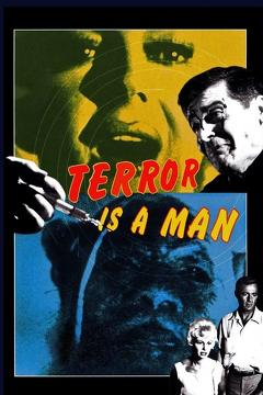 Best Horror Movies of 1959 : Terror Is a Man