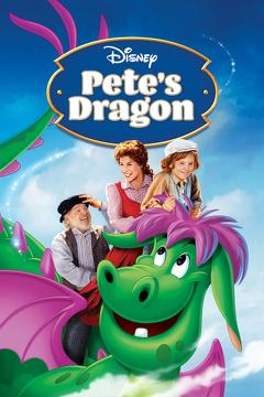 Best Fantasy Movies of 1977 : Pete's Dragon