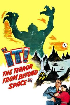 Best Horror Movies of 1958 : It! The Terror from Beyond Space