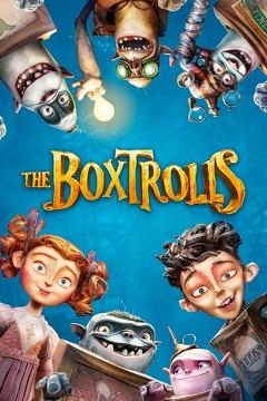 Best Animation Movies of 2014 : The Boxtrolls