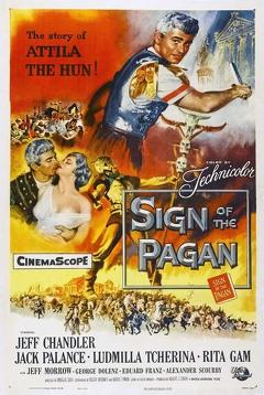 Best History Movies of 1954 : Sign of the Pagan