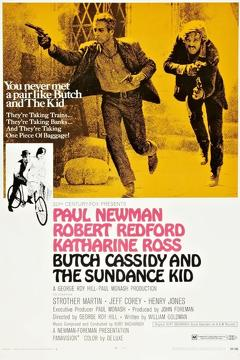 Best Drama Movies of 1969 : Butch Cassidy and the Sundance Kid