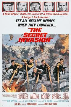 Best History Movies of 1964 : The Secret Invasion