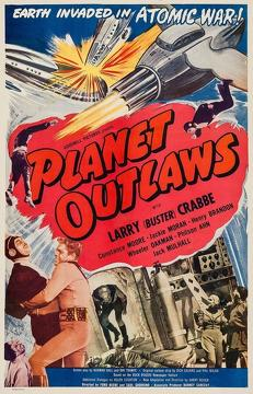 Best Science Fiction Movies of 1953 : Planet Outlaws