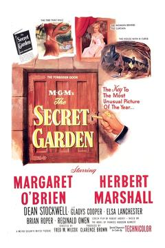 Best Family Movies of 1949 : The Secret Garden