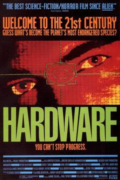 Best Science Fiction Movies of 1990 : Hardware