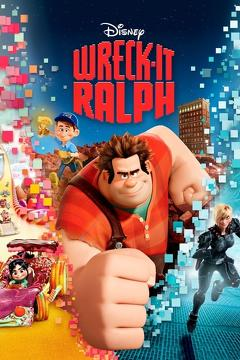 Best Animation Movies of 2012 : Wreck-It Ralph