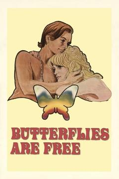 Best Comedy Movies of 1972 : Butterflies Are Free