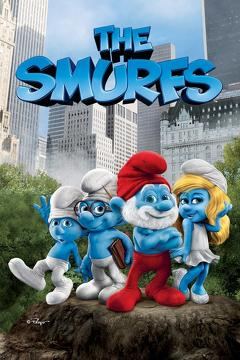 Best Fantasy Movies of 2011 : The Smurfs