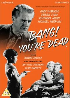 Best Drama Movies of 1954 : Bang! You're Dead