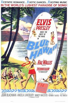 Best Music Movies of 1961 : Blue Hawaii