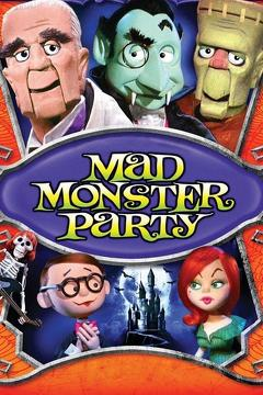 Best Family Movies of 1967 : Mad Monster Party?