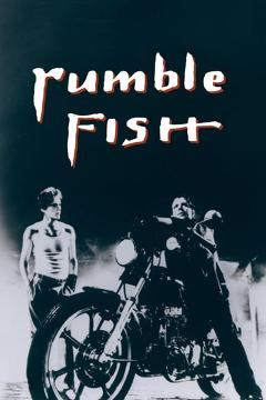 Best Action Movies of 1983 : Rumble Fish