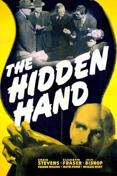 Best Horror Movies of 1942 : The Hidden Hand