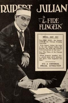 Best Thriller Movies of 1919 : The Fire Flingers