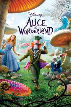 Best Fantasy Movies of 2010 : Alice in Wonderland