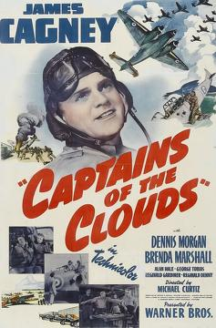 Best Action Movies of 1942 : Captains of the Clouds
