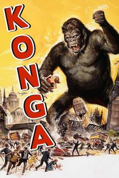 Best Science Fiction Movies of 1961 : Konga